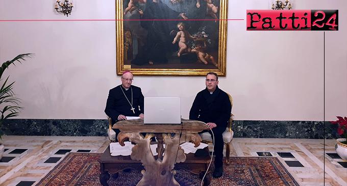 PATTI – Giovani della diocesi. Incontro on line con il vescovo mons. Giombanco