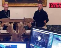 PATTI – 5° incontro on-line dei giovani della diocesi con il vescovo monsignor Guglielmo Giombanco.