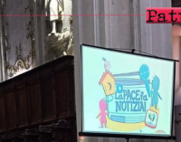 """PATTI – Giornata della Pace. Vincitori e articoli del concorso """"La pace fa notizia"""" dell'Azione Cattolica Ragazzi della diocesi."""