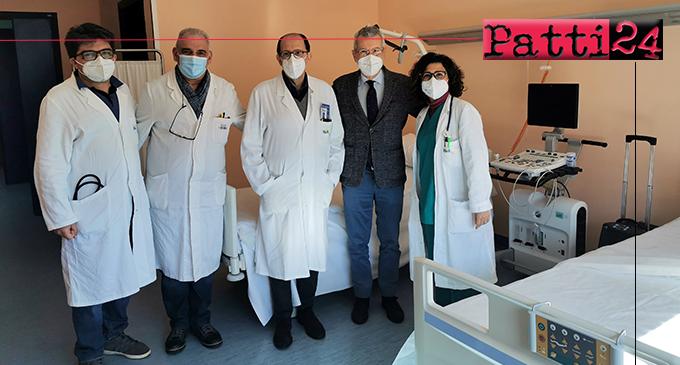 LIPARI – All'Ospedale già attiva  dal 3 febbraio la lungodegenza
