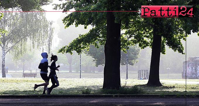"""SAN PIERO PATTI – """"Sport nei Parchi"""". L'amministrazione comunale è intenzionata a partecipare all'avviso pubblico per aderire al progetto."""