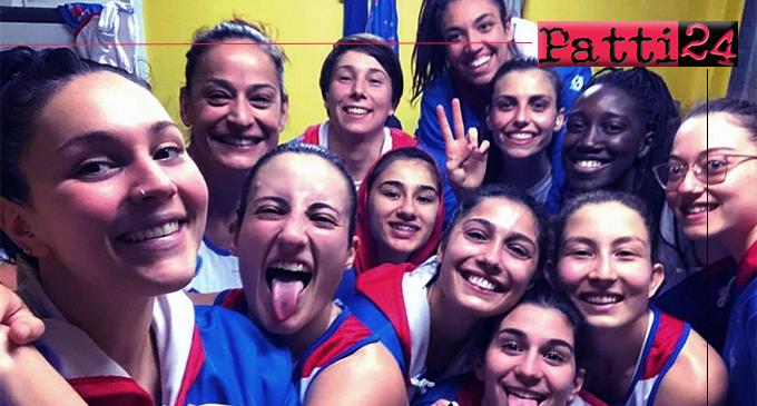 PATTI – A2 di basket femminile. Alma Patti -Firenze 75-64