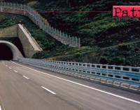 A20 – Sicurezza, installazione telecamere gallerie Calavà e Petraro.