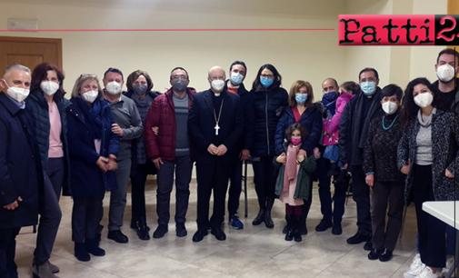SANT'AGATA MILITELLO – Diocesi di Patti. Prima riunione equipe diocesana di Pastorale Familiare.