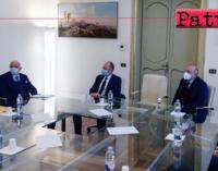 PATTI – Strada a scorrimento veloce Patti – Taormina. Sindaci incontrano Presidente Musumeci