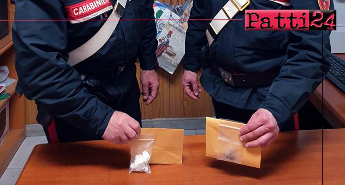 FURCI SICULO – Cocaina in auto. 35enne arrestato e coppia denunciata, tutti di Santa Teresa di Riva.