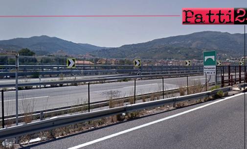 A20 – Sicurezza. Il 27 e il 28 aprile prove di carico sui viadotti Montagnareale e Rosmarino
