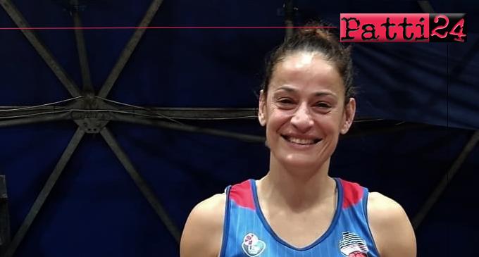PATTI – Mariana Kramer team manager dell'Alma Patti