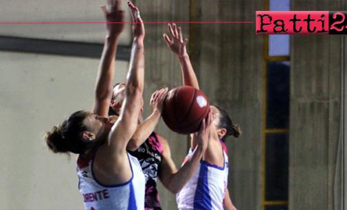 A2 BASKET FEMMINILE – Alma Patti Basket-Nico Basket 92-66