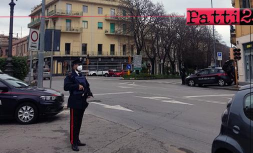 MESSINA – Controlli week end pasquale. 2 arresti, 12 denunce.