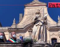 MILAZZO – Milazzo festeggia San Francesco. Il sindaco rende omaggio al Santo da Paola