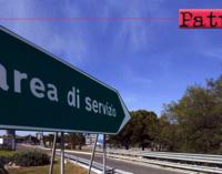 A20 – A18 – Arriveranno nuove Aree di Servizio. 6 sulla Messina Palermo (Divieto Nord, Divieto Sud, Olivarella Sud, Tindari Nord, Tindari Sud, Tremestieri Ovest).