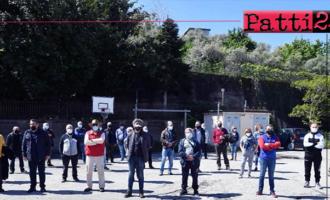 CAPO D'ORLANDO – La contrada Piscittina si fa coinvolgere dal movimento People's Flash Mob