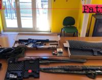 SANT'AGATA MILITELLO – Omessa custodia di armi. Denunciato 60enne e sequestrate tutte le armi.
