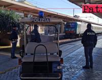SICILIA – Controlli Polfer nelle stazioni ferroviarie. A Messina denunciato tunisino, per rifiuto delle generalità