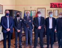 MESSINA – AdSP dello Stretto. Il Presidente Mega incontra gli Ordini degli Architetti e degli Ingegneri delle due città dello Stretto, poste le basi per una proficua collaborazione