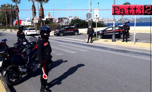 MILAZZO – 1° maggio, controlli anti covid 19 a Milazzo e Isole Eolie. 4 denunce e 21 sanzioni