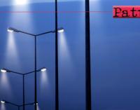 SAN PIERO PATTI – Impianti pubblica illuminazione. Efficientamento e risparmio energetico