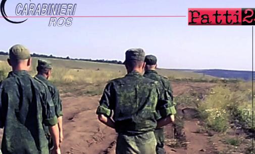 """MESSINA – 28enne messinese al Donbass (Ucraina orientale) per combattere come """"mercenario"""". Avviate procedure per esecuzione ordinanza di custodia cautelare in carcere."""