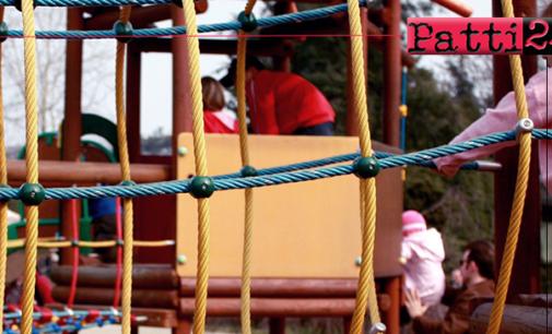 SAN PIERO PATTI – Parco giochi inclusivo tra le piazze San Giovanni e Dante