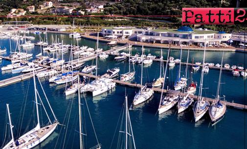 """CAPO D'ORLANDO – Il porto di Capo d'Orlando Marina riceve la """"bandiera blu"""""""