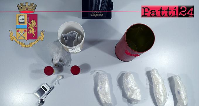 MESSINA – Detenzione a fini di spaccio di sostanze stupefacenti. Arrestato 55enne e sequestrato ingente quantitativo di cocaina.