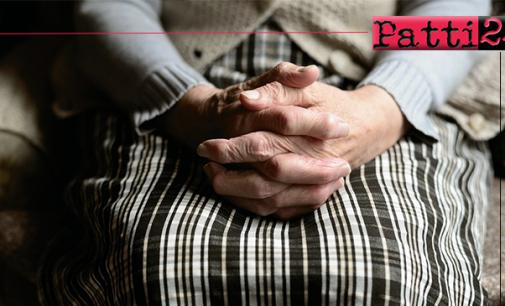 """SAN PIERO PATTI – """"L'amico della porta accanto"""". Attivato nuovo servizio per anziani e disabili, con la finalità di supporto domiciliare."""
