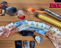 MESSINA – Continuano i servizi anti-droga in città. Arrestato pusher 20enne