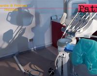 PACE DEL MELA – Scoperto dentista abusivo con partita Iva attività panettiere in uno studio dalle indecorose condizioni igienico-sanitarie.