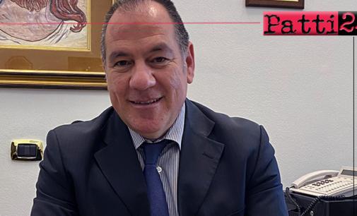 MESSINA – Il dott. Antonio Borelli, nuovo Vicario del Questore di Messina