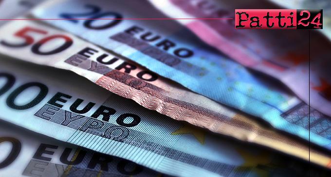 PATTI – Accertamento e riscossione imposte comunali. 159.923,58 euro alla Creset Spa per il servizio.