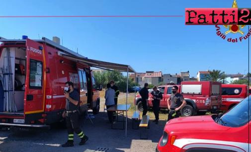 PATTI – Continuano senza soste le ricerche dell'imprenditore scomparso da 5 giorni