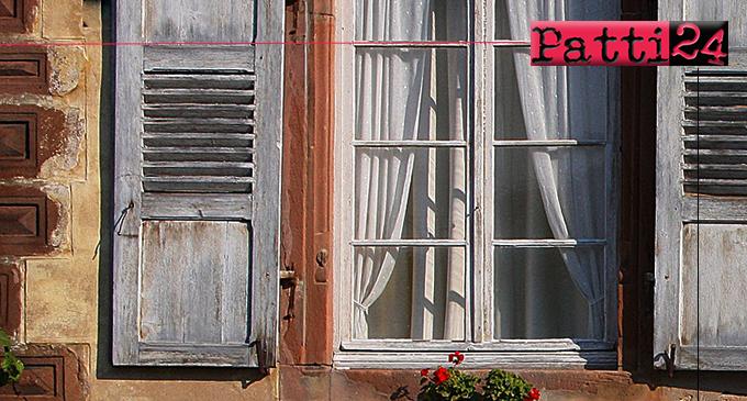 PATTI – Riqualificazione urbana per alloggi a canone sostenibile con interventi di recupero nel centro storico.