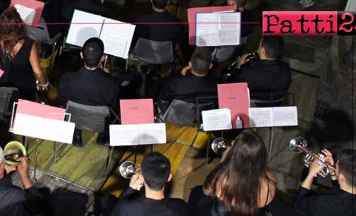 """PATTI – Festeggiamenti in onore della patrona e concittadina. Domenica """"Concerto di Santa Febronia"""""""