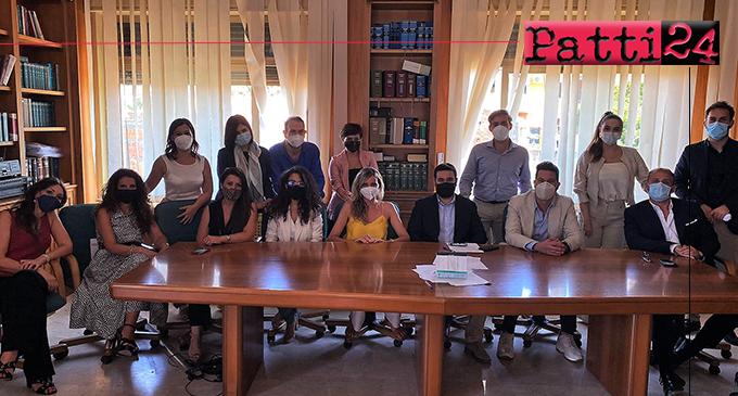 BARCELLONA P.G. – La sezione dell'Associazione Italiana Giovani Avvocati rinnova il direttivo: Andrea Ravidà subentra a Chiara Fugazzotto