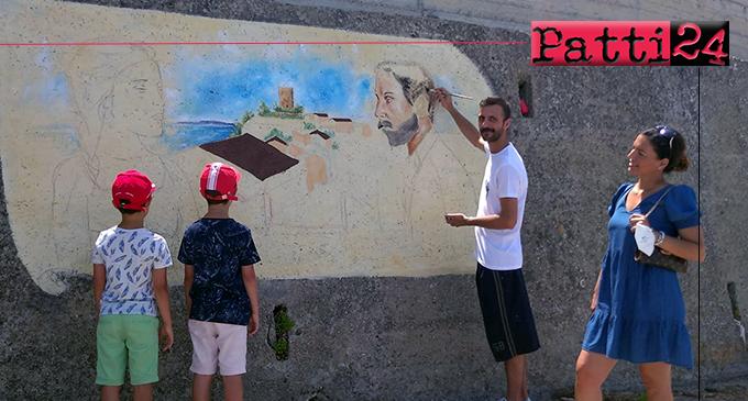 """PIRAINO – """"Visiva P – Le personali"""": quando l'arte incontra l'arredo urbano. Uno sguardo che può andare oltre."""