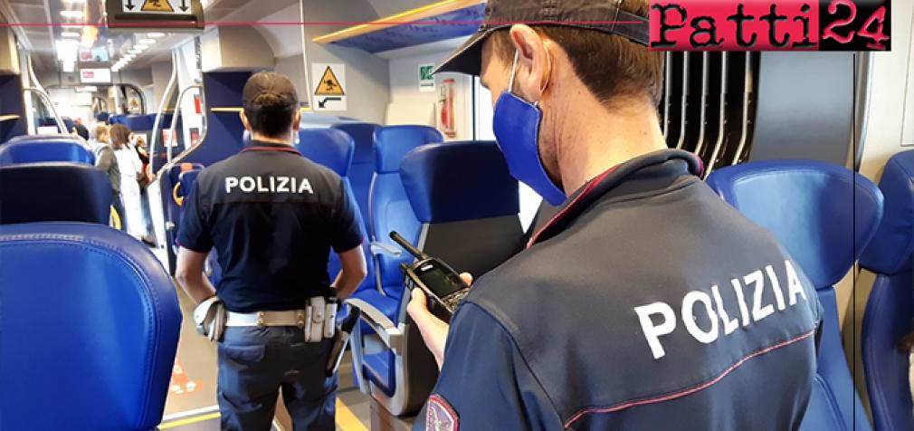 SICILIA – Polfer, controlli nelle stazioni ed a bordo dei treni. 2 denunce a Messina, per porto illegale di arma da fuoco e per aver esibito un Green Pass risultato intestato ad altro soggetto.
