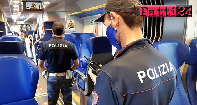 MESSINA – Tentano rapina ai danni di un passeggero colpendolo ripetutamente. 4 misure cautelari nei confronti di una baby-gang che operava sui treni.