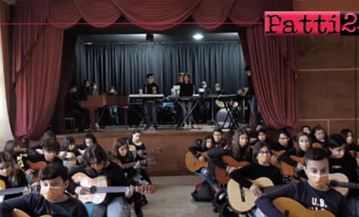 """TORREGROTTA – I successi in campo musicale degli alunni della Scuola """"Dante Alighieri""""."""