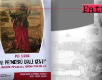 """PATTI – """"Vi prenderò dalle genti"""" di don Pio Sirna. La tradizione popolare di Santa Febronia – Trofimena"""