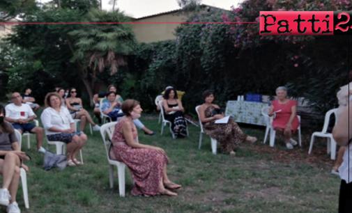 PATTI – Concorso Intercultura. La cerimonia di premiazione si è tenuta nel suggestivo giardino di Villa Pisani.
