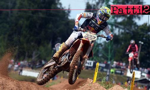 MXGP – GP di Lettonia. Aumenta il distacco di Tony Cairoli dal leader Tim Gajser.