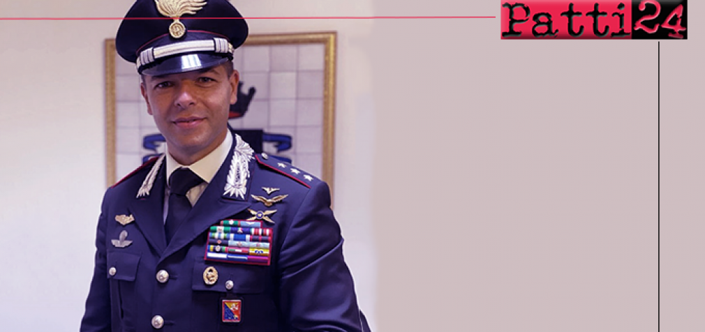 SANTO STEFANO DI CAMASTRA – Il Capitano Adolfo Donatiello è il nuovo comandante della Compagnia Carabinieri