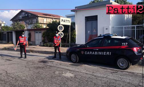 PATTI – Imbracciando una sedia aggredisce i Carabinieri intervenuti in soccorso di una donna colpita al volto. Arrestato 44enne.