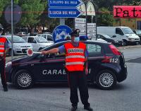 SAN FILIPPO DEL MELA – Deteneva marijuana in casa. Arrestato 34enne