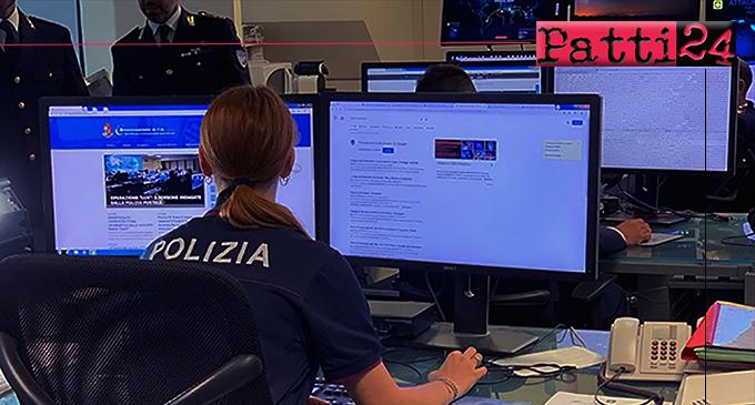 MESSINA – Deteneva e divulgava materiale pedopornografico. 35enne arrestato in flagranza