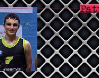 PATTI – Il giovanissimo pattese Sergio Doria lascia la propria città per approdare al Basket Pegli in Liguria.