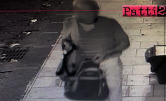 MESSINA – Omicidio di Concetta Gioè, rinvenuta dai Carabinieri la borsa della vittima nelle mani del presunto assassino.