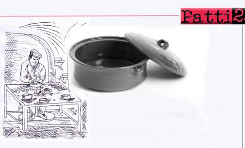 """PATTI – Patti era la """"capitale"""" della ceramica. Venivano realizzati più di due milioni di pezzi l'anno"""