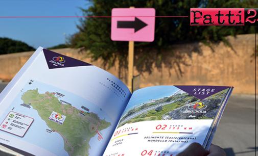 CAPO D'ORLANDO – Giro di Sicilia. Venerdì 1 ottobre chiusa al transito la Statale 113 dalle 9,45 alle 11,15